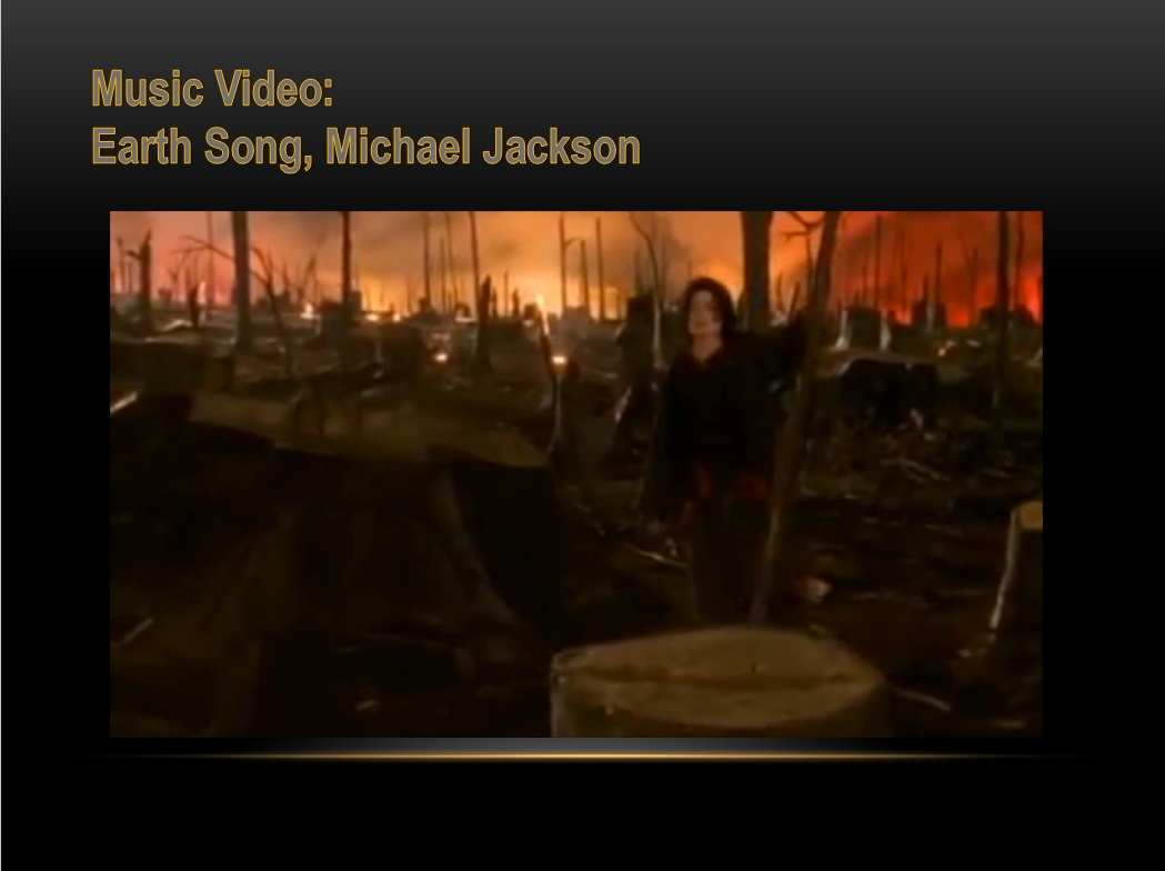Blog archives i decided to analyse the earth song by michael jackson as i sensed there should be a variety of music videos with different themes and distinctive buycottarizona